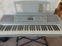 yamaha electric keyboard psr 290