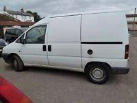 Fiat Scudo VAN 1.9 el 5 months MOT 1999 needs engine Bridport Dorset £120 ONO