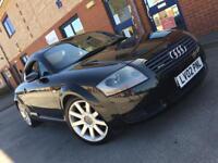 2002 Audi TT Quattro 1.8 Turbo 225bhp