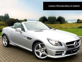 Mercedes-Benz SLK SLK250 CDI BLUEEFFICIENCY AMG SPORT (silver) 2013-09-29