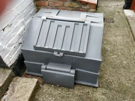 Large coal bunker - Harlequin