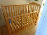 Cot by Mothercare E3