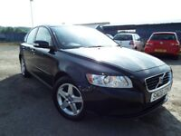 2008 VOLVO S40 1.8 S 86K PX WELCOME FINANCE AVAILABLE