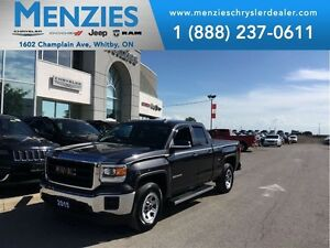 2015 GMC Sierra 1500 Backup Cam, Sirius XM, 4X4, Clean Carproof