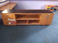 Old School Cupboard/ Shelves/ Storage