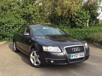 (07) Audi A6 Saloon 2.0 TDI SE 83,000 MILES FULLPower-assisted Steering (PAS)