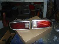 1977 Camaro tail lights