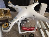 DJI Phantom 3 ADVANCED Drone & Accessories
