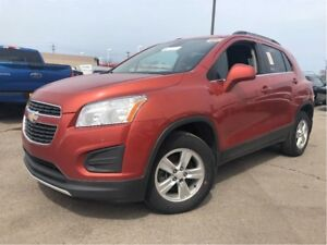 2014 Chevrolet Trax 1LT AWD MAGS CRUISE CONTROL BLUETOOTH