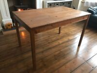 For Sale - PINE DINING TABLE