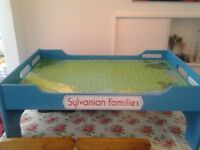 Sylvanian Families Wooden Play Table *Very Rare*
