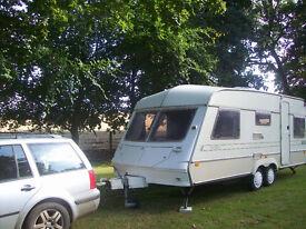 viceroy touring caravan