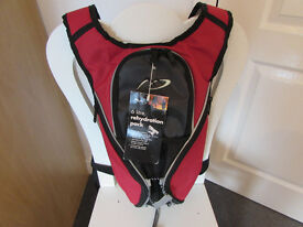 NEW WITH TAGS 6 LITRE REHYDRATION BACK PACK