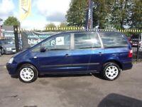 FORD GALAXY 1.9 TDi Zetec 5dr Auto (blue) 2005
