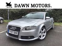 Audi A4 SLine Automatic 2.0 Diesel + 67k Low miles+ HPI CLEAR +nt BMW MERCEDES Vauxhall ford vw
