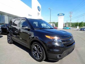 2015 FORD EXPLORER 4WD Sport / AWD / NAV / CRUISE / TOIT / BLUET