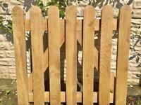 Oak Cottage Gate - Bespoke