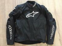 Alpinestars GP Pro leather 2 piece jacket and trousers