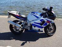 suzuki gsxr 750 for sale or swap for z1000/zx9 etc