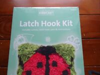 Latch Hook Crafting Kit