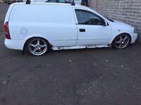 Vauxhall Astra Van - 51 Plate