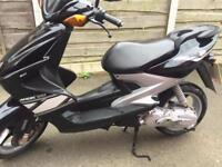 Yamaha aerox 100