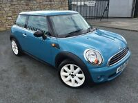 2008 08 MINI ONE 1.4 3 DOOR HATCHBACK - *LOW MILEAGE* - JULY 2018 M.O.T - CLEAN EXAMPLE!