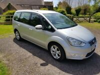 2012 62 plate Ford Galaxy 2.0tdci Zetec 6 Speed diesel Eco-Boost Face-Lift Model