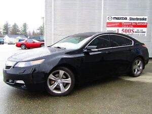 2013 Acura TL SH-AWD V6 3.7L CUIR TOIT OUVRANT AUTOMATIQUE