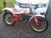 Yamaha Ty250 1985 Monoshock