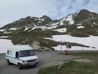 LDV Convoy Camper