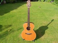 Takamine EN 40 Electro Acoustic Guitar 1993