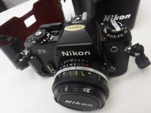 Nikon FG Film SLR (Vintage) - We Buy/Sell Vintage Camera Equipment - 291196*