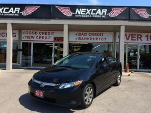 2012 Honda Civic LX AUT0 A/C CRUISE ONLY 106K