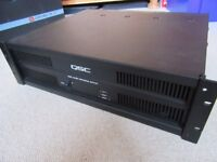 QSC ISA300Ti Professional Power Amplifier