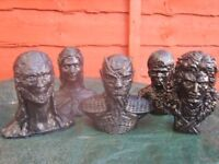 game of thrones busts
