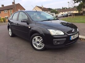 2005 Ford Focus GHIA, 1.5, 10 months MOT, nice and tidy.