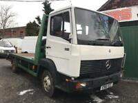 Mercedes 814 recovery Truck 6 cylinder only low miles