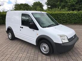 2009 Ford Transit Connect 1.8 TDCi T200 SWB Van, 80K MILES, NEW CLUTCH, NEW MOT, NO VAT (Fiesta)