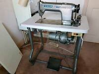 Singer 49 Industrial Sewing Machine