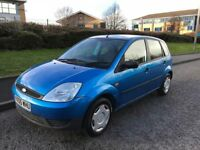 Ford Fiesta 1.25 Finesse, 5 Door. 12 MONTHS MOT! Good runner, Cheap to insure. In good condition