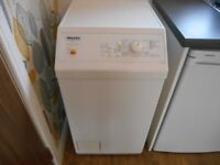 MIELE TOP LOADER WASHING MACHINE**WORKING GREAT**