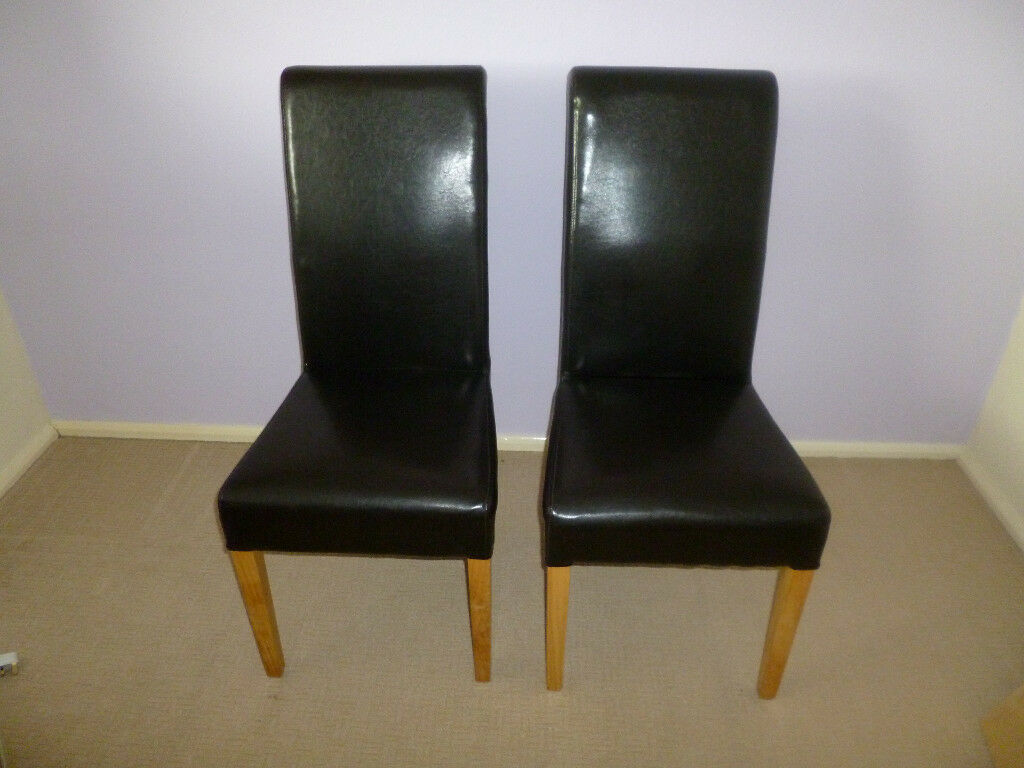SCROLL BACK CHAIRS