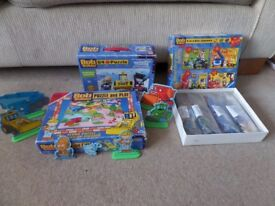 Assorted puzzles / assorted prices - Thomas /Bob / Wooden, ect