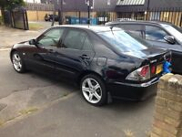 Lovely LEXUS IS 200 for sale