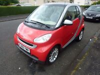 SMART CAR FOR TWO DIESEL MOTD JULY 2017 NO ROAD TAX REQUIRED LOW INSURANCE