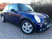 MINI Hatch 1.6 One Hatchback 3dr #SERVICE HISTORY #ALLOYS #LOW MILES #LONG MOT #LADY OWNED