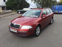 2006 (56) SKODA OCTAVIA AMBIENTE ESTATE 1.9 TDI **FSH + CAM BELT REPLACED + DRIVES VERY GOOD**