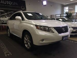 2010 Lexus RX 350 Touring Package