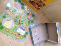 Children toys and DVDs